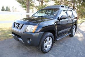 2006 Nissan Xterra 4dr S V6 Automatic 4WD