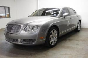 2006 Bentley Continental Flying Spur Flying Spur W12