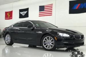 2013 BMW 6-Series 2dr Cpe 640i