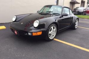 1992 Porsche 911 2dr Coupe Turbo