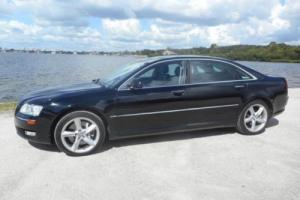 2008 Audi A8 quattro AWD 4dr Sedan Photo