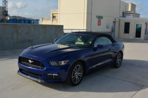 2015 Ford Mustang 2015 Ford Mustang Premium Convertible | Leather