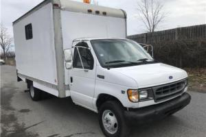 1999 Ford E-Series Van --