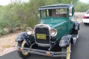 1929 Ford Model A 5 WINDOW