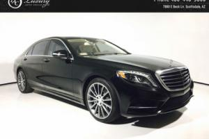 2015 Mercedes-Benz S-Class S550 Photo