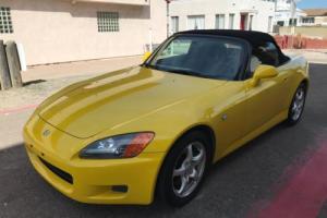 2001 Honda S2000 AP1