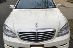 2013 Mercedes-Benz S-Class S550 4MATIC