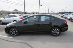 2013 Honda Civic 4dr Automatic EX
