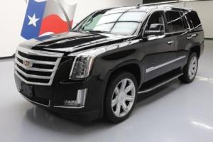 2015 Cadillac Escalade LUX 4X4 SUNROOF NAV DVD HUD