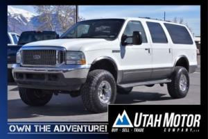 2002 Ford Excursion 2002 Ford Excursion XLT 7.3L Power Stroke Diesel