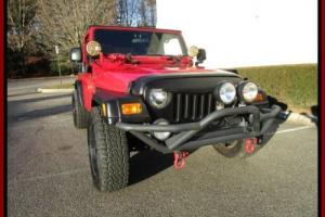 2004 Jeep Wrangler Unlimited 4x4