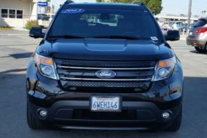 2013 Ford Explorer FWD 4dr Limited