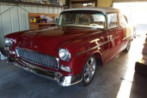 1955 Chevrolet Bel Air/150/210 Post