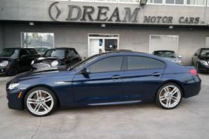 2015 BMW 6-Series 640i Gran Coupe