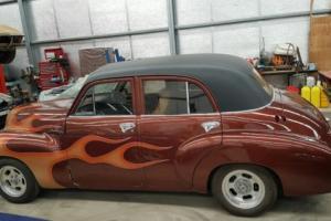HOLDEN FJ SEDAN CUSTOM,186 motor, Powerglide Auto may suit Monaro Torana buyers