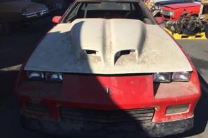z28 comaro project collector drag drift
