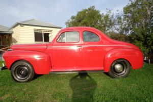 1941 Ford Coupe V8 Hotrod or Classic