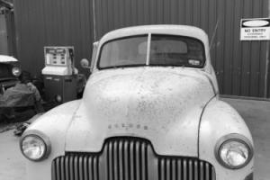 """HOLDEN 48-215 """"FX"""" Sedan Photo"""