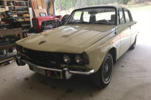 ROVER P6B. IMMACULATE CONDITION. FULLY RESTORED. Photo