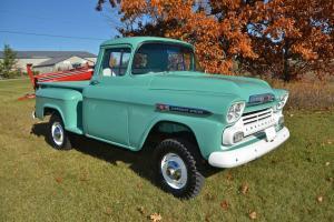 Chevrolet: Other Pickups APACHE NAPCO POWR-PAK | eBay