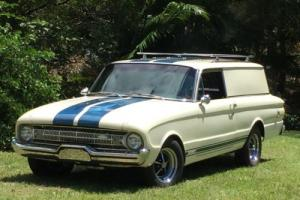 1961 Ford Falcon Sedan Delivery Shelby GT350 Tribute