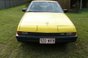 1983 Mazda 929 Coupe Photo
