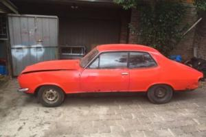 LJ 2 door running torana