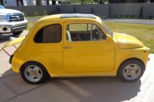1970 Fiat 500 500