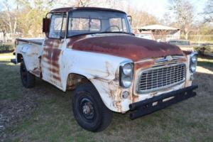 1961 International Harvester B-120 4 x 4 Pickup Truck B-120 4 X 4 Photo