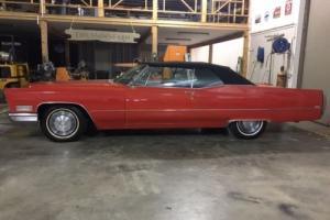 1967 Cadillac DeVille DeVille