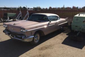 1958 Cadillac DeVille Photo