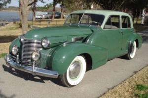 1940 Cadillac Fleetwood Fleetwood Series 60 Special Photo