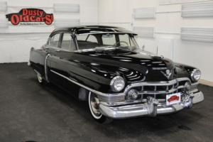 1950 Cadillac Series 61 Runs Drives Body Int Good 331V8 4 spd auto