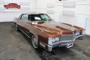 1969 Cadillac Eldorado Runs Drives Body VGood 472V8 3spd Photo
