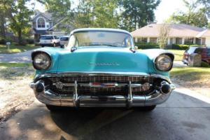 1957 Chevrolet Bel Air/150/210 150/210