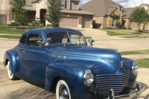 1940 Chrysler Windsor Coupe Photo