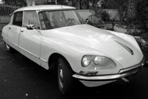 1973 Citroën DS 20 Pallas for Sale