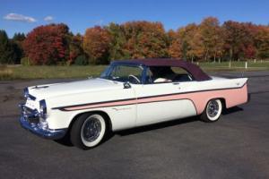 1956 DeSoto Convertible