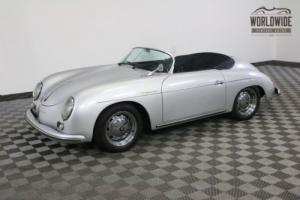 1956 Porsche 356 BECK REPLICA! 2110 CC! 4 WHEEL DISC
