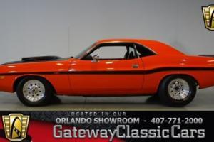 1972 Dodge Challenger -- Photo