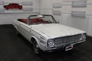 1966 Dodge Dart Runs Drives Body Int Good 273V8 3 spd auto
