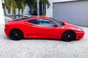 1980 Ferrari 360
