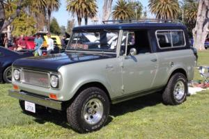 1970 International Harvester Scout Scout Aristocrat