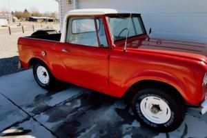 1964 International Harvester Scout