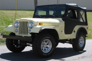 1969 Jeep CJ