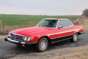 1976 Mercedes-Benz 400-Series Photo