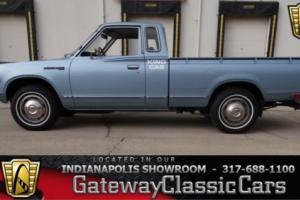 1979 Datsun King Cab Pickup