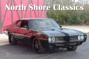 1969 Pontiac GTO -Custom Pro Touring-LS1 Fuel injected-NEW LOW PRIC Photo