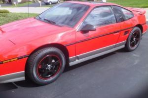 1986 Pontiac Fiero GT Photo