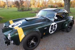 1964 Shelby 289 ERA FIA Cobra Replica w/ LeMans Hardtop
